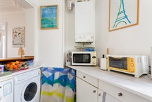 Splendid 2 room apartment at the foot of the Montparnasse Tower, Paris 14th