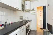 Nice studio apartment for short time rental in Paris