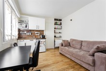 2-person studio apartment for short-term stays Censier-Daubenton, Paris 5th