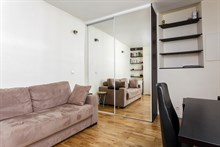 Turn-key studio apartment ideal for singles in Latin Quarter, Paris 5th