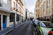 Bargain studio flat for 2 for short-term stays Censier-Daubenton, Paris 5th