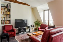 Holiday rental for friends or family with 4 rooms, Bastille, Paris 11th