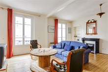 Full Parisian Experience in 6-month rental near Pont de l'Alma, fully furnished, Paris 11th