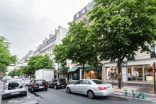 Well-lit 1-bedroom, 1-bathroom apartment near Montparnasse in Paris 15th, short-term stays