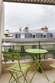 Distinctive Studio flat for 2 guests near Montparnasse metro Paris 15th, short-term