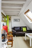 Weekly accommodation for 2 in furnished, remodeled flat near Notre Dame de Lorette, Paris 9th