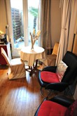 Furnished and renovated apartment to rent for the week sleeps 2 on rue du Commerce Paris 15th