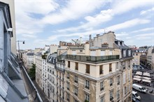 Spacious studio apartment near Luxembourg Gardens in Paris 6th, short-term stays