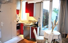 Rent a furnished apartment for 2 in Paris XV