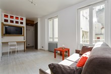 Charming flat on historic Ile de la Cite, near Notre Dame Cathedral, Paris 4th arrondissement