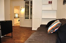 Rent a furnished apartment for 2 to 4 in the Marais Paris 3rd