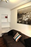 Furnished apartment to rent for the week 375 sq ft in rue du Vertbois Paris III