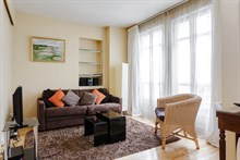 short term rental apartment for 4 guests in Saint Michel Paris 5th district