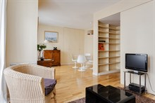 furnished apartment to rent sleeps 4 near Notre Dame Paris V