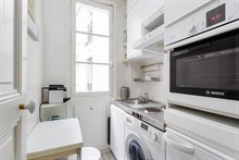 elegant apartment to rent for 4 guests by Cluny La Sorbonne Paris V