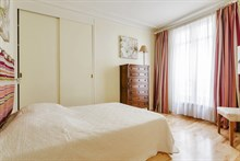 seasonal rental apartment sleeps 4 guests near Notre Dame Paris 5th