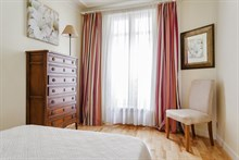 elegant apartment to rent 539 sq ft by St Germain and St Michel Paris V