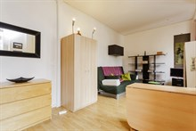 Romantic getaway in flat for 2, rue Doudeauville Paris 18th