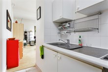 Private accommodation for 2 in 18th arrondissement of Paris, Near Butte Montmartre