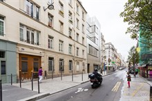 Affordable vacation getaway for 2 in 18th arrondissement of Paris, rue Doudeauville