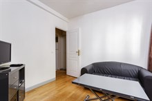 Affordable vacation getaway for 2 to 3 in 15th arrondissement of Paris, rue Saint Charles
