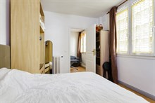 Weekly flat rental for 2, rue Saint Charles Paris 15th