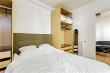 Flat rental for short-term stays in 15th arrondissement of Paris, Near Porte de Versailles