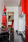 Affordable vacation getaway for 2 with terrace in 20th arrondissement of Paris, near La Villette