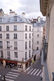 Live like a Parisian in studio apartment with kitchen, bathroom and wifi. Fully furnished for long-term rentals or monthly getaways in Paris 1st across from Palais Royal