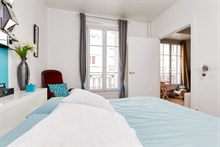 Modern 2-room apartment for monthly stays, near Père Lachaise and Bagnolet, Paris 20th