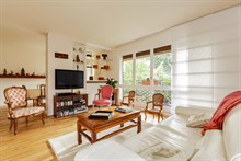 Vacation rental for family or friends with 4 rooms in Boulogne, Near Paris