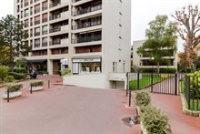 Turn-key apartment rental w/ 4 rooms Boulogne, Porte de Saint Cloud