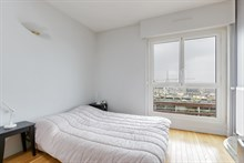 Beautiful apartment with two rooms, fully furnished near Montparnasse Tower, Paris 15th