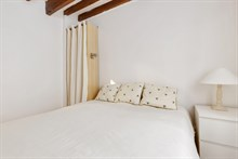 Cozy Modern 2 room flat for 2 for short-term stays Metros Maubert Mutualité, Cardinal Lemoine, Paris 10th
