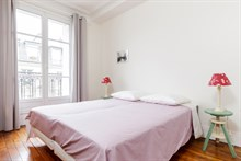 Beautiful apartment with two rooms, fully furnished in Commerce district, Paris 15th