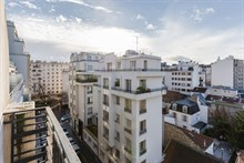 Luxurious 1-bedroom apartment with balcony in Paris 16th, close to tourist attractions