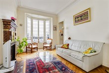 Luxurious 1-bedroom apartment in Paris 15th, near Saint-Germain-des-Prés on boulevard Pasteur