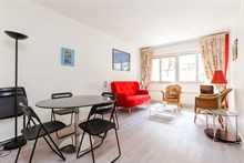 Distinctive 1 bedroom flat for 2 guests with extra privacy, in Saint-Placidenear Saint-Germain-des-Prés, Paris 6th