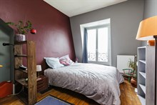 Honeymoon stays in romantic apartment near Père Lachaise and Gambette, Paris 20th