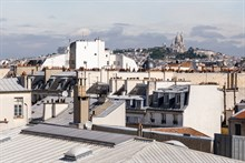 Comfortable holiday rental in furnished studio apartment, short-term rental, Le Marias, Paris 3rd