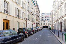 Honeymoon stays in romantic apartment near Batignolles in Villiers, Paris 17th