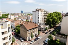 2 bedroom apartment for short term rent at Issy Les Moulineaux near Paris