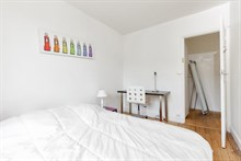 Business stays in apartment, short term/long term rental, near Paris business district, Issy-Les-Moulineaux