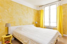 Weekly 2-room apartment rental for 2 or 3 Commerce quarter, metro Motte-Picquet-Grenelle, Paris 15th