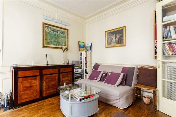 Location d 39 appartement la semaine paris my paris agency for Location d appartement meuble a paris
