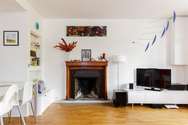 montsouris bel appartement moderne de 3 chambres avec terrasse al sia paris 14 me my paris. Black Bedroom Furniture Sets. Home Design Ideas