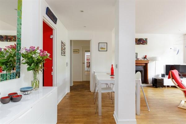 Montsouris bel appartement moderne de 3 chambres avec for Appartement terrasse paris 14