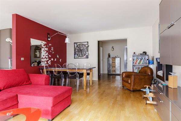 Le sebastien splendide f4 pour un s jour familial 6 - Paris location meublee courte duree ...