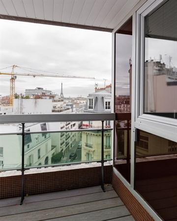 La coupelle grand studio avec terrasse et vue tour eiffel montparnasse paris 15 me my - Location meublee paris 15 ...