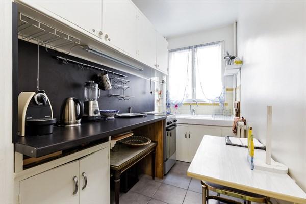 Dauphine bel appartement de 2 pi ces de 45 m2 pour 2 rue pergol se porte maillot paris - Contrat de location meublee de courte duree ...